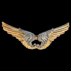 McClelland Barclay Wings Pin