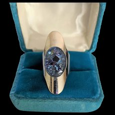 Cleopatra Ring by Sara Coventry