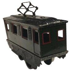 Karl Bub tinplate Locomotive BLM