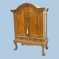 Southeast Asian Cabinet Armoire Wardrobe Chest Buffet