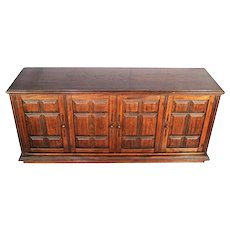 Large French Cabinet Provincial Dresser Sideboard Chest Buffet Server Credenza
