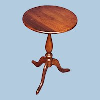 Fine WILLETT Walnut Lamp Side Table End Stand Coffee Antique Vintage Sofa Server