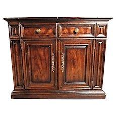 Henredon Bar Sideboard Cabinet Dresser Vintage Antique Chest Credenza Buffet