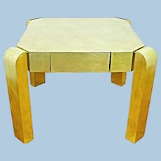 KARL SPRINGER Game Center Table Mid Century Modern Coffee Dining Side End Sofa