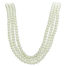 4876de3c31b67 14K Pearl Stud Earrings 6mm : Ann-tiques and Fine Jewelry | Ruby Lane