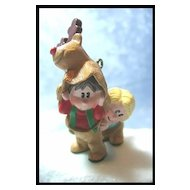 Hallmark Ornament - Deer Disguise