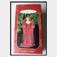 Hallmark Collector's Series Scarlett O'Hara First Edition