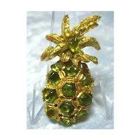 Yummie Pineapple Pin