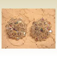 Lovely Laguna Crystal Earrings