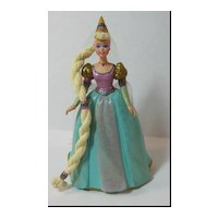 Hallmark Barbie as Rapunzel Ornament