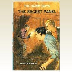 The Secret Panel - The Hardy Boys Book