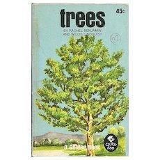 Trees b Rachel Benjamin and Willis Lindquist A Golden Quiz-Me Book