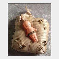 Kewpie Doll Pin Cushion