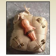 Kewpie Doll Pin Cushion