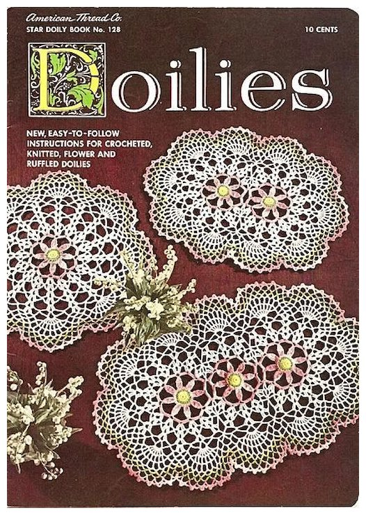 American With Diagrams Crochet Doilies House Wiring Diagram Symbols