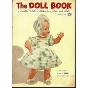 The Doll Book Crochet Instruction Booklet by Coats & Clark's and Red Heart Yarn