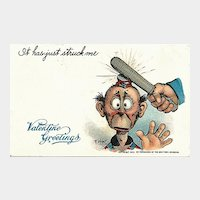 Tuck Humorous Valentine Postcard by F. Opper