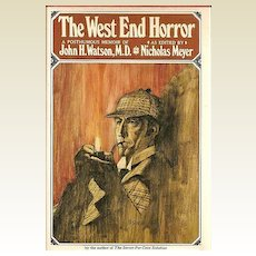 The West End Horror a Posthumous Memoir of John H. Watson, M.D.