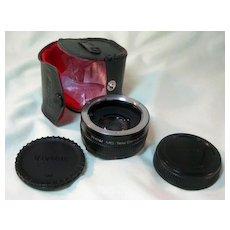 Vivitar MC Teleconverter Lens  - Fits Olympus OM-10