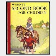 Warne's Second Book for Children Art Deco - Children's Stories