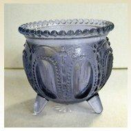 Blue Bird No. 2 Degenhart Gypsy Pot Toothpick Holder