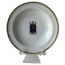 Sweden Clipper Line Butter Pat / Stella Polaris China / Fine China Butter Pat