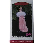 Hallmark Barbie Featuring he Enchanted Evening / 1996 Handcrafted Barbie / Collectors Series Barbie