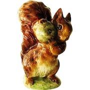 Beatrix Potter Beswick Squirrel Nutkin  Figurine