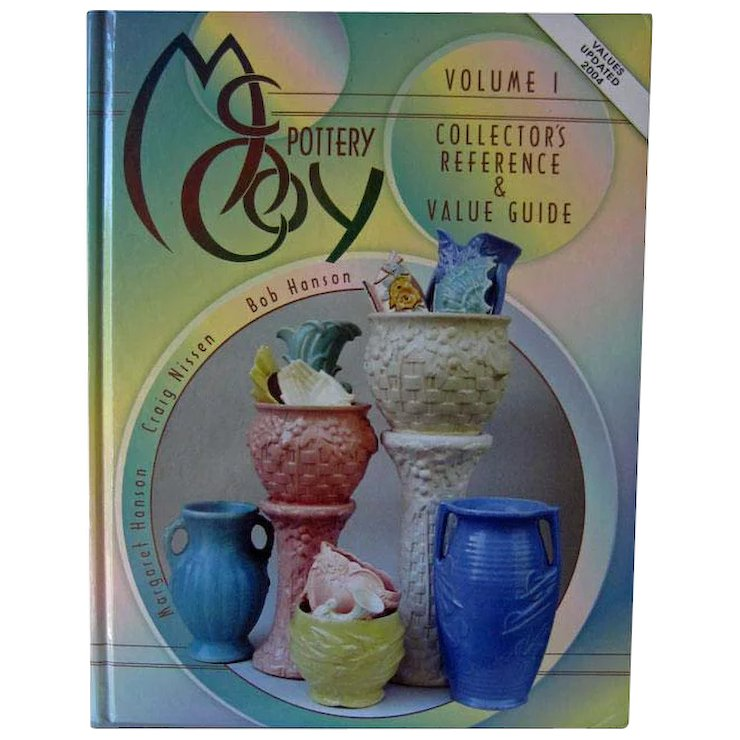 what is mccoy pottery worth