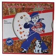 Cracker Jack Prizes Book by Alex Jaramillo - Collectors Book - Abbeville Press