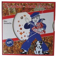 Cracker Jack Prizes Book by Alex Jaramillo - Collectors Book - Abbeville Press