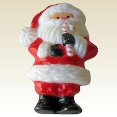 Hallmark Santa Pin - Santa Brooch - Christmas Pin - Holiday Pin