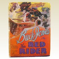Buck Jones in the Red Rider Book