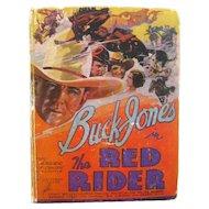 Buck Jones in the Red Rider Book