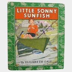 Little Sonny Sunfish by Elizabeth Gale