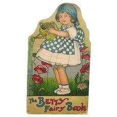 The Betty Fairy Book by Helen E. Flint