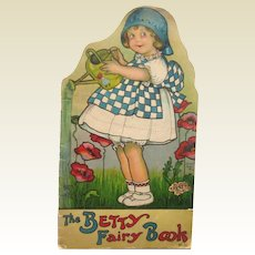 The Betty Fairy Book by Helen E. Flint