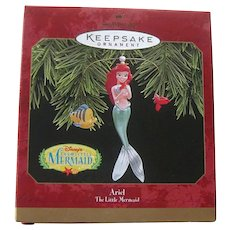 Little Mermaid Ornament - Ariel - Disney Movie