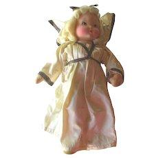 Krueger Musical Angel Doll -Richard Krueger Mask Face Doll - Angel Doll - Music Box Doll