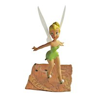 Tinker Bell Ornament - Mischievous Little Tinker Bell Ornament - Disney Fairies - Collectible Ornament