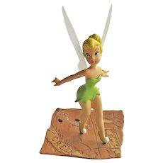 Tinker Bell Ornament - Mischievous Little Tinker Bell Ornament - Disney Fairies - Collectible Ornament