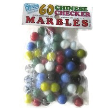 Chinese Checker Marbles - Steven Marbles