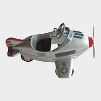 Hallmark Murray Airplane - Kiddie Car Classics - Collectible Metal Airplane