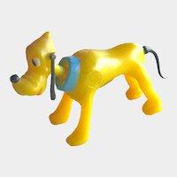 Marx Miniature Pluto Nodder / Pluto Bobble Head / Collectible Disney