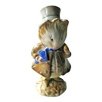 Beatrix Potter Amiable Guinea Pig / Beswick Figurine / England