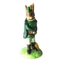 Robbin Hood Bunnykin / Royal Doulton / Millennium Collection
