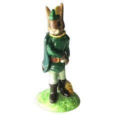 Robbin Hood Bunnykin / Royal Doulton / Millennium Collection