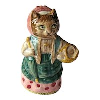 Beatrix Potter's Cousin Ribby / Beswick England / Vintage figurine