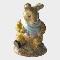 Beatrix Potter Old Mr Bouncer / Beatrix Potter Figurine / Royal Albert / Collectible Beatrix Potter