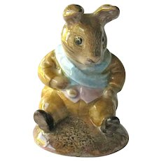Beatrix Potter Old Mr Bouncer / Beatrix Potter Figurine / Royal Albert / Collectible Beatrix Potter